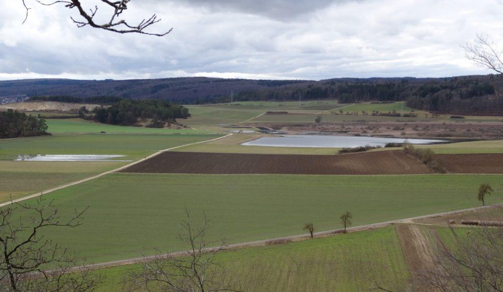 Bild Wanderung Schmiechener See